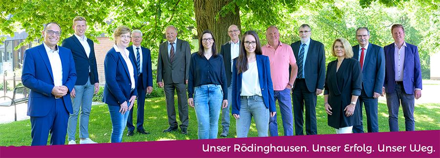 Unser Rödinghausen. Unser Erfolg. Unser Weg.